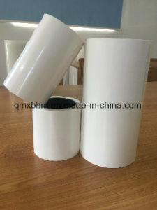 Film protecteur blanc laiteux pour panneau en acier inoxydable avec du caoutchouc