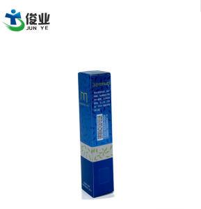 주문을 받아서 만들어진 최신 각인 향수 상자 UV 광택 있는 장난감 상자 인쇄