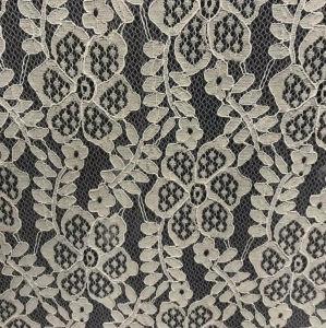 As rendas de algodão Design agradável Fabric (proceder com certificação OEKO-TEX)