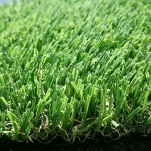 Erba artificiale del tappeto erboso di paesaggio all'ingrosso del giardino da vendere