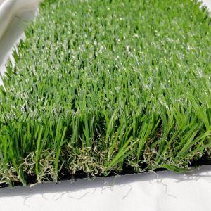 Tappeto erboso artificiale decorativo dello Synthetic dell'erba del giardino della Cina