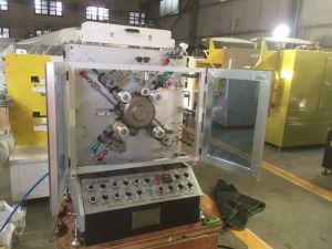 (JR-C4) 기계, 기계를 인쇄하는 고속 의복 리본 레이블을 인쇄하는 4개의 색깔 Flexo 레이블을 구르는 롤