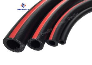 Mangueira de ar misturada do PVC da borracha macia flexível