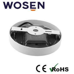 高い明るさ30Wの超狭い端LEDのパネル(円形)