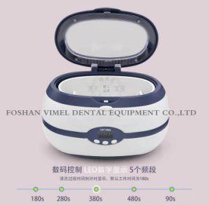 디지털 표시 장치 600ml를 가진 치과 초음파 세탁기술자 Vgt-2000