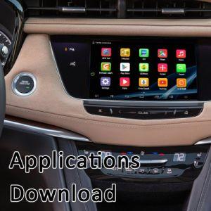 Plug & Play Interface 6.0 Android tudo-em-um para 2014-2018 Xts/Srx/ATS/CTS/XT5/Malibu XL com mapa online aplicativo Bluetooth