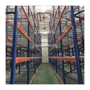 Precio competitivo Heavy Duty Depósitos y sistema de estanterías de paletización