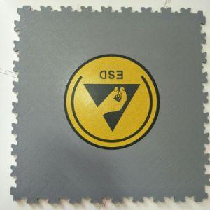 De houten Mat van de Tegels van de Vloer van de Bevloering Floor/PVC van het Ontwerp Vinyl Openlucht Met elkaar verbindende Plastic/van pvc/van de Vloer van pvc