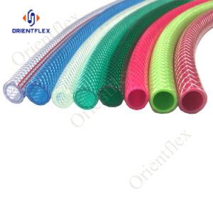 Mangueira de Água trançado de fibra de PVC