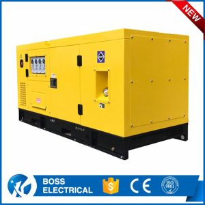 Venta caliente 130kw LR6m3l-D Yto silencioso motor generador diesel