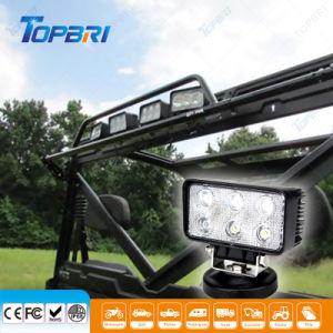 4inch 18WトラックのためのオフロードヘッドランプLED作業ライト