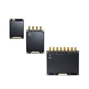 Hot vender18000-6HUAYAUN ISO C/6B Impinj R2000 de 4 puertos lector UHF RFID fijo