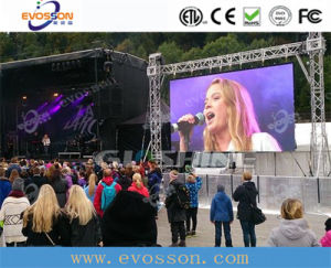 Binnen P4 LED Display voor Stage Show en Meeting