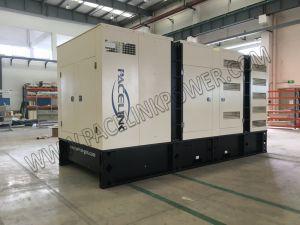 セリウムISOの575kVA Cummisによって動力を与えられる無声ディーゼル発電機