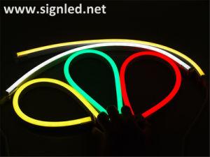 LED de color rojo Tira Caliente de venta de la luz de neón con Ce RoHS