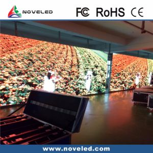 P4.81 Indoor Alumumium moulé Affichage LED de location