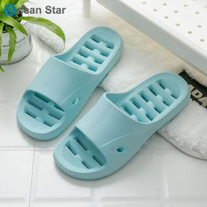 Высокое качество для вторичной переработки для женщин и установите противоскользящие Holey отель ванная комната тапочки