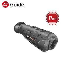 Dispositivo de imagen térmica de infrarrojos de Visión Nocturna Monoculares de la cámara de la caza con 1300m de distancia de detección de infrarrojos Guía510 N1