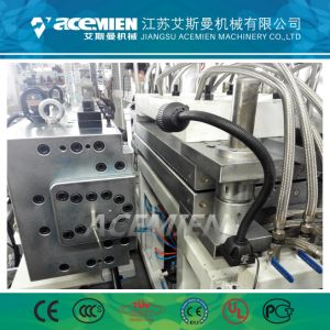 De plastic PE van pp Concrete Apparatuur van de Productie van de Bekisting