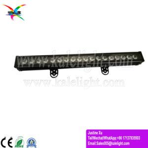 LED 15W*18PCSは壁の洗浄洗濯機の段階棒ライトを防水する