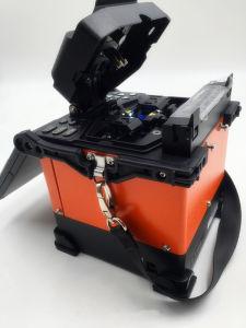 Techwin Tcw605 광섬유 합동 기계