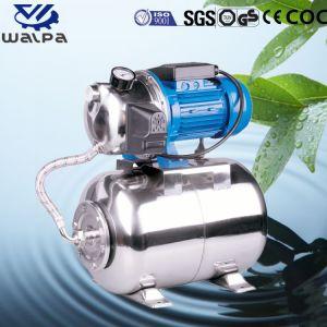 La presión de auto bomba de agua Jet para el jardín con tanque de presión