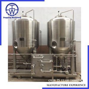 100L-50000L Equipamento Equipamento de bebidas depósito de fermentação de cerveja
