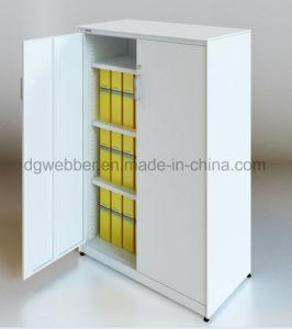 記憶の高品質の鋼鉄キャビネットの上部および下の振動ドアをたたきなさい
