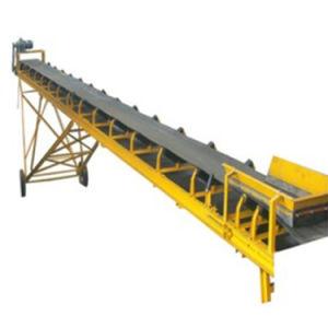 L'exploitation minière de l'équipement de transport de minerai de pierre de gravier Convoyeur à courroie