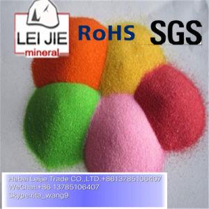 構築の人造のタイルのセラミックタイルで使用されるカラー砂