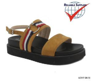Confort de la mode pour femmes Flipflops sandale glands pantoufles talons de chaussures