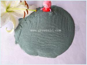 Grünes Karborundum des Makrosandes F120 für überzogene abschleifende Materialien