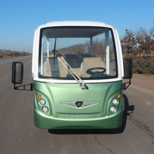 11 lugares autocarro eléctrico, autocarro, Electri carro, autocarro turístico, Autocarro Turístico alimentado por bateria