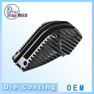 Zinc-Alloy OEM de aluminio y fundición de piezas para Accesorios Herramientas Eléctricas en China