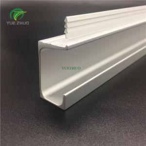OEM de materiales de construcción de la serie 6000 de aluminio de extrusión de aluminio anodizado perfil