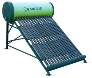 ヒートパイプが付いている高圧真空管の太陽給湯装置