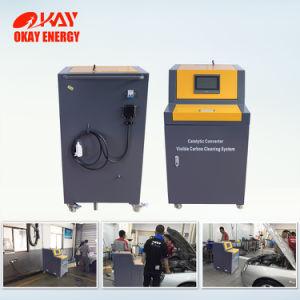 三方触媒のコンバーターのクリーニング機械Vcs2000カーボン洗剤