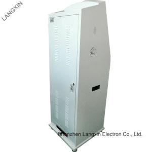 Lx7009 Kiosque ATM /Kiosque Paiement /terminal de paiement pour le banc