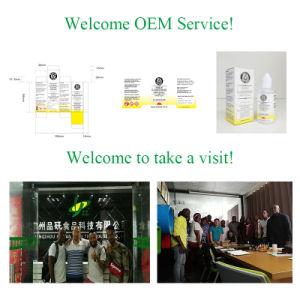 La máxima calidad de la fábrica OEM 10ml sabor limonada narguile E-Juice Liquid E
