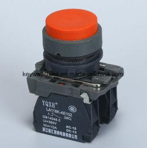 機能220Vを写し出すことのの押しボタンスイッチ