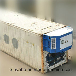 Refrigerated Container Truck Mount Genset를 위한 Generator Set에 클립