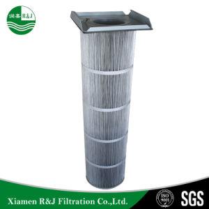 塵コレクターのPEの物質的な予備品のろ過材フィルター