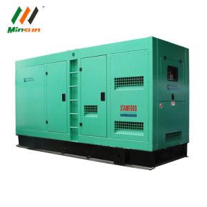 1500 ква двигатель Cummins дизельных генераторах корпус типа с генератора переменного тока Stamford