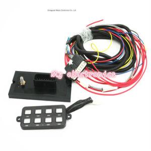 8 - выключатель питания на панели управления системы 4X4 Джип автомобиль на лодке жилого прицепа
