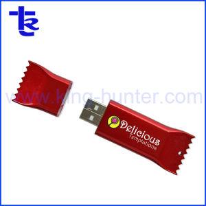Творческий дар конфеты пера USB Flash накопитель с логотип