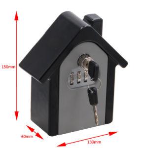 Новый дизайн камеры формы ключевых постов в кабинете замок с 2 ключей вручную алюминиевый сплав строительство