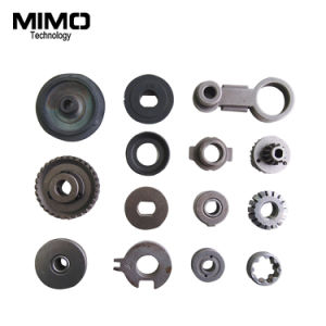 MIM Metalの射出成形の製造者による自動予備品