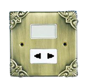 Fg019A 1g Socket + 20A Sp Switched Socket