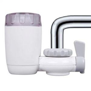 Purificateur d'eau du robinet Speedpure / filtre à robinet/filtre à eau du robinet de ménage/tap purificateur d'eau/filtre à eau de robinet avec fenêtre d'inspection