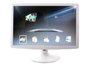 Disegno poco costoso 19 gioco automatico della scheda del USB SD/TF di pollice che fa pubblicità a Media Player